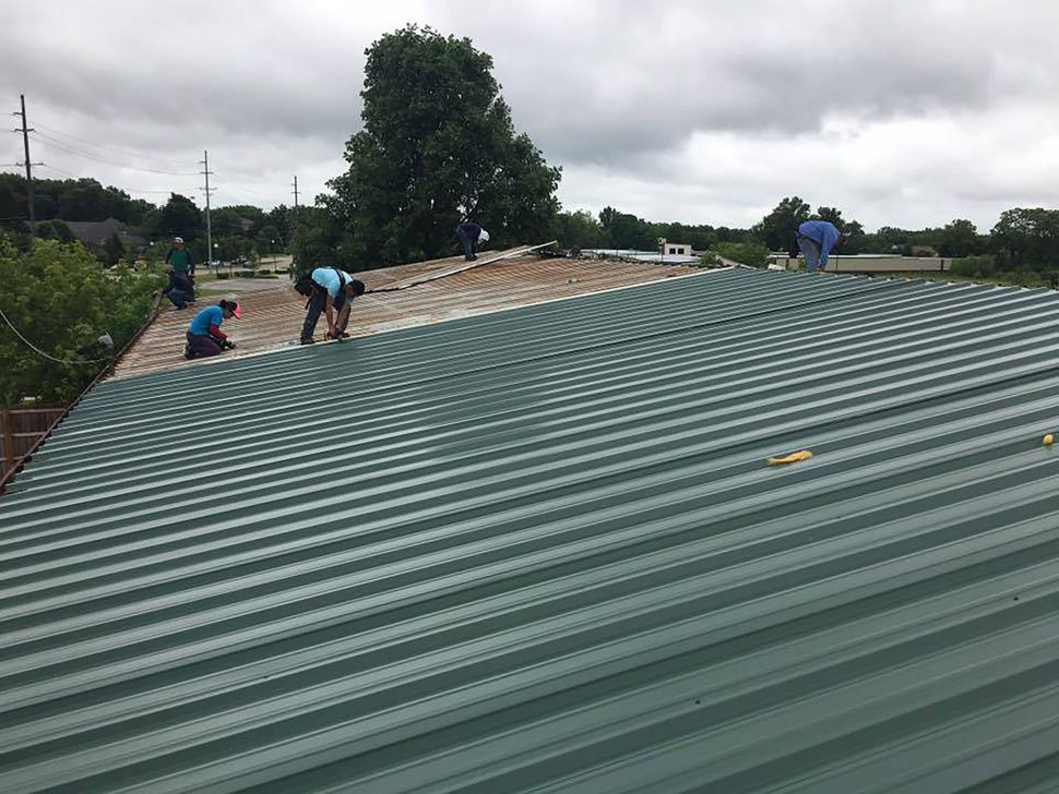 Corrugated Metal Roofing Indianapolis Jackson