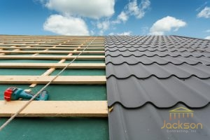 Image of Metal Shingle Roofing