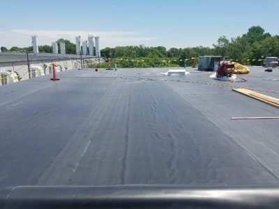 Rubber Roofing in Indianapolis