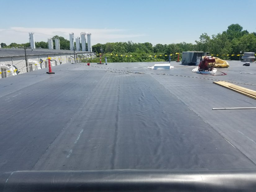 Image of Rubber Roofing