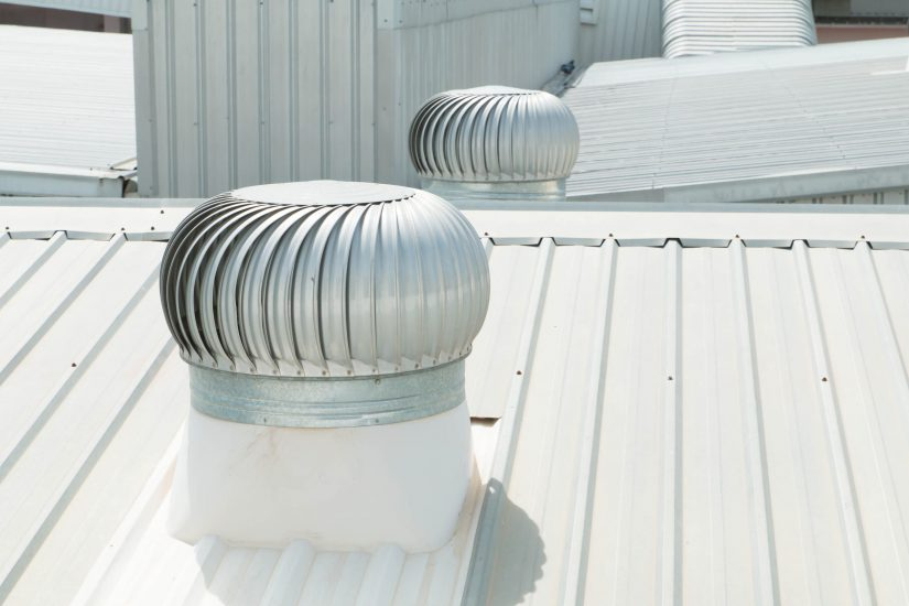 Image of Commercial Metal Roofing