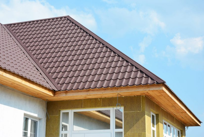Image of Metal Roofing