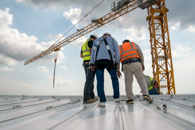 Image of Commercial Roof Maintenance