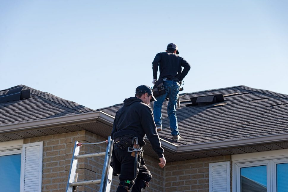 Picture of Roofing Insurance