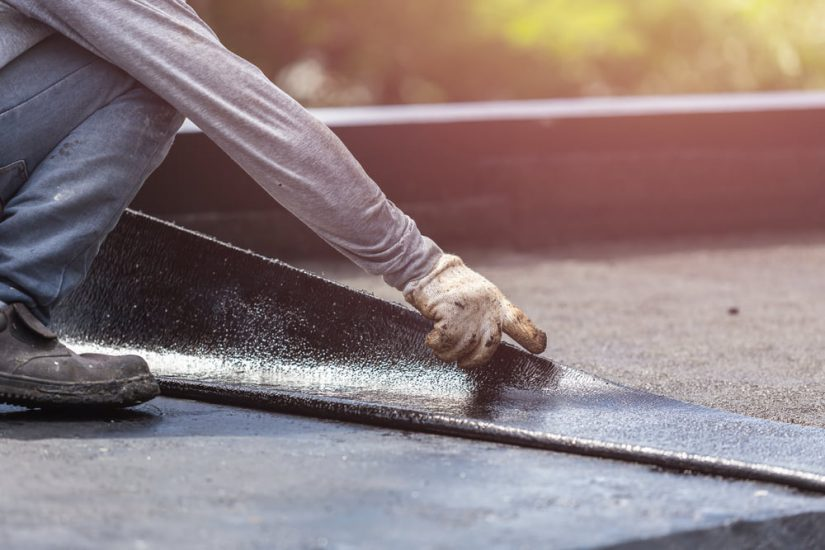Image of Residential Roof Maintenance