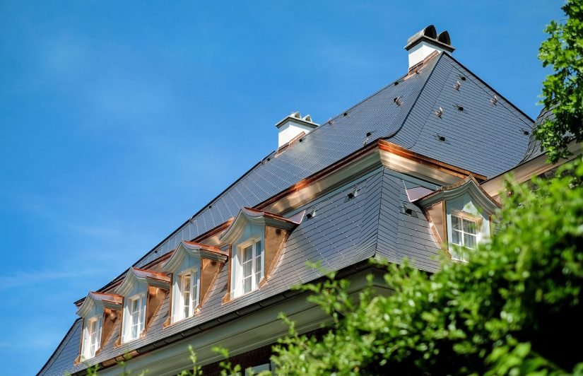 Image of Copper Roofing