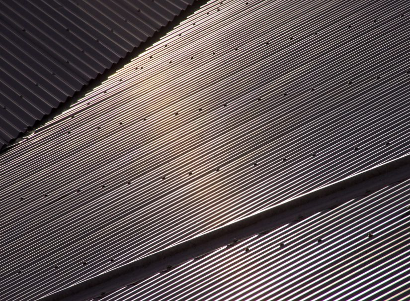 Image of Corrugated Metal Roofing